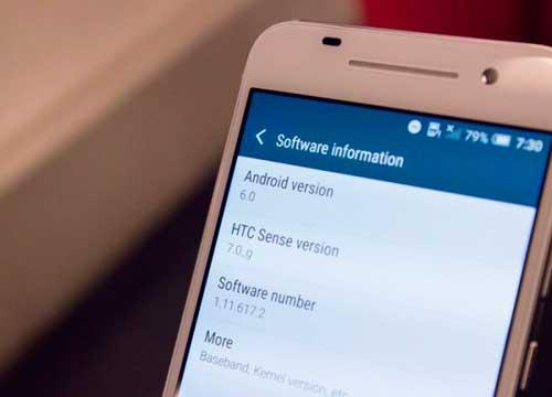 تسريب - قائمة أجهزة HTC التي ستحصل على الأندرويد 6.0 مع التاريخ