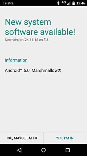 هاتف موتورولا Moto X 2014 يبدأ بالحصول على الأندرويد 6.0