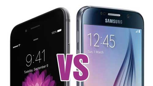 مقارنة: جهاز Phone 6S Plus يتفوق على هواتف أندرويد 2016 !