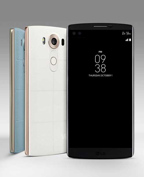 جهاز LG V10 يحصل على مبيعات ضخمة في أمريكا