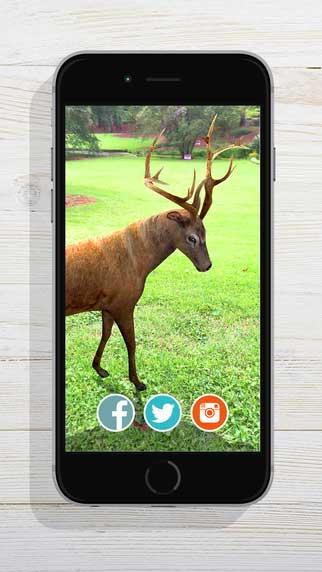 تطبيق ZooKazam : حديقة الحيوانات في جهازك