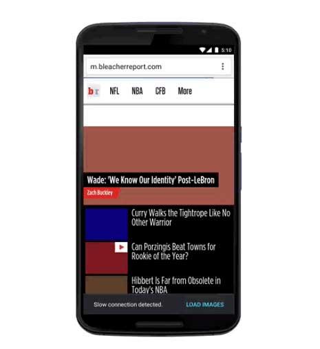 جوجل تطور ميزة Save Data في متصفح كروم لحفظ البيانات