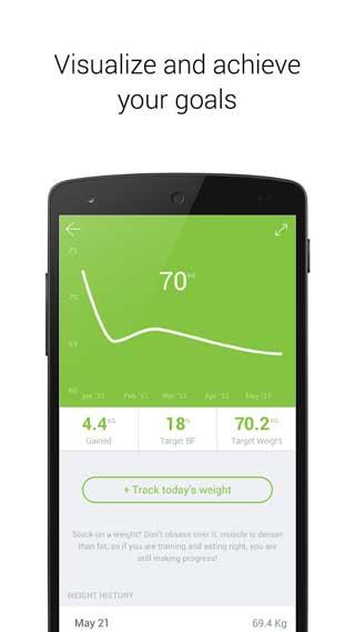 تطبيق 8Fit مدرب رياضي ودليل غذائي صحي لجسم رياضي