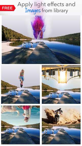تطبيق Lay.Over لتحرير وتعديل الصور بكثير من المزايا الرائعة