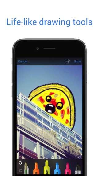 تطبيق Inkboard للرسم وتلوين الصور مع مزايا كثيرة - مجانا