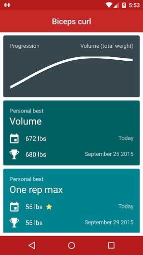 تطبيق Redy Gym Log دليلك وسجلك للنشاطات الرياضية