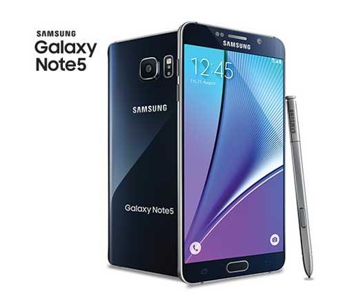جهاز سامسونج Galaxy Note 5
