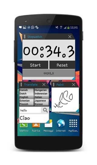 تطبيق Multitasking لفتح عدة تطبيقات دفعة واحدة