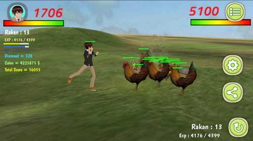 لعبة الطيور المسحورة - Haunted Bird المجانية للاندرويد