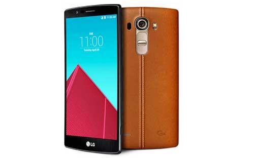جهاز LG G4 من إبداعات شركة LG الأخيرة