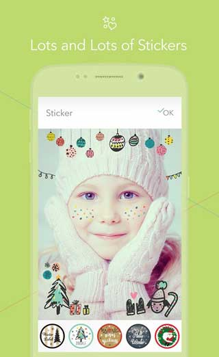 تطبيق Candy Camera بتحديث جديد ومزايا رائعة