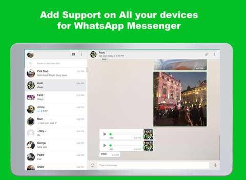 تطبيق All Devices for Whatsapp لتشتطبيق All Devices for Whatsapp لتشغيل واتس آب على الآيبادغيل واتس آب على الآيباد