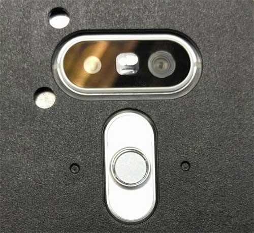 جهاز LG G5 سيحمل كاميرتين من الخلف