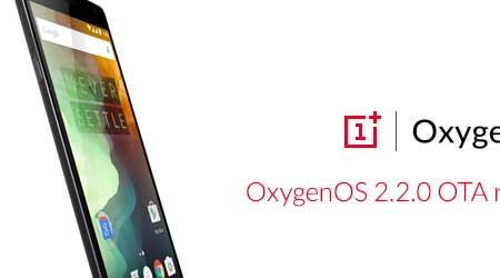 صورة تحديث جهاز OnePlus 2 بإصدار OxygenOS 2.2.0، ما رأيكم ؟