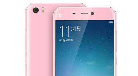 صور وفيديو - جهاز Xiaomi Mi5 قادم بزر رئيسي وألوان عديدة