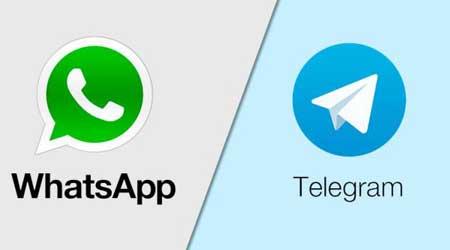 هل تطبيق الدردشة تيليجرام أفضل من واتس آب؟