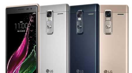 صورة الإعلان رسميا عن هاتف LG Zero منخفض المواصفات
