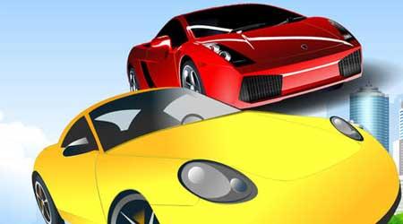 Photo of لعبة سباق الازدحام – لعبة سيارات عربية ممتعة لمحبي سباق السيارات، مميزة ومجانية