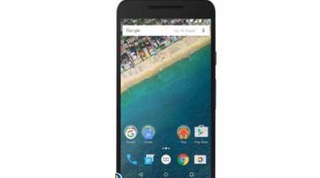 صورة جهاز LG Nexus 5X نسخة شريحتين متوفر في الكويت