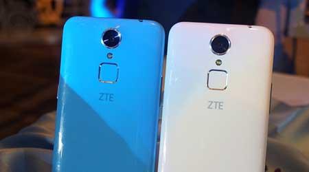 Photo of الإعلان عن جهاز ZTE Blade A1 بحساس البصمات بسعر رخيص