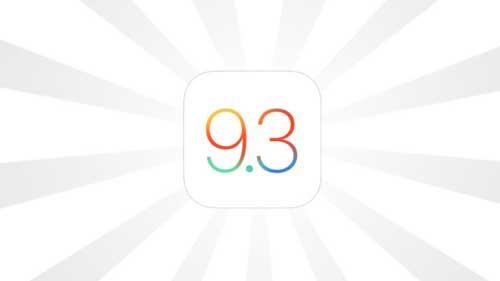 6 مزايا رائعة في الإصدار الجديد iOS 9.3 قريبا - تعرفوا عليها