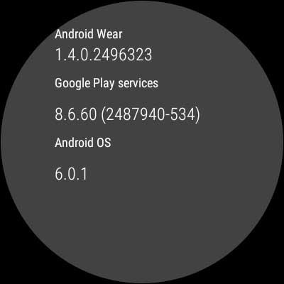تحديث تجريبي لنظام الأندرويد وير برقم 1.4.0 يجلب ميزة المكالمات الصوتية