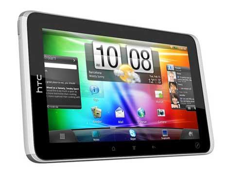 تسريب اختبار أداء الجهاز اللوحي HTC Desire T7