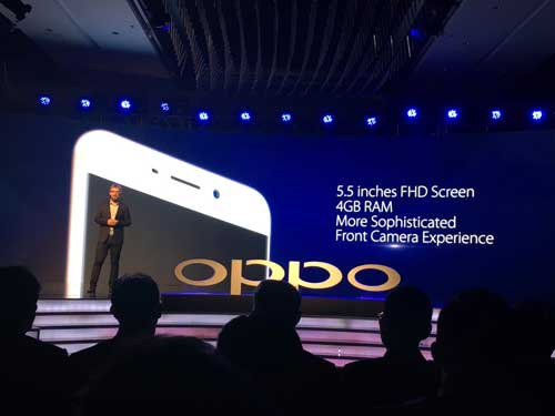 شركة Oppo تحضر للكشف عن جهاز F1 Plus