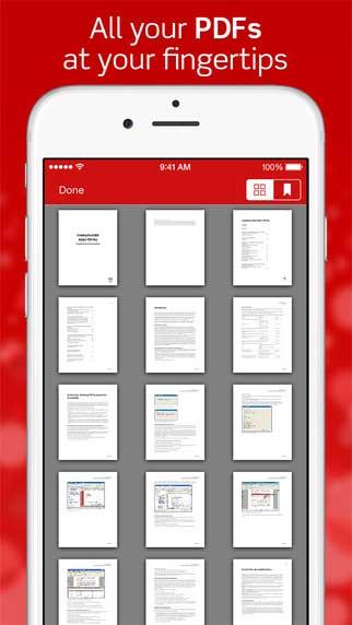 تطبيق T PDF Reader لقراءة وتحويل ملفات أوفيس إلى PDF
