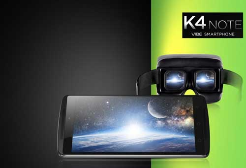 الإعلان رسميا عن جهاز Lenovo K4 Note - ميزات رائعة