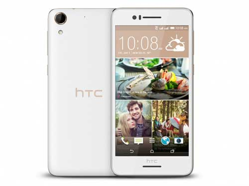 شركة HTC تعلن عن نسخة Desire 728 ثنائي الشريحة