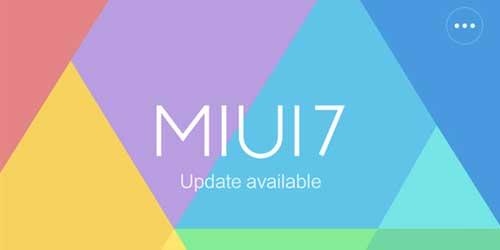 قائمة أجهزة Xiaomi التي ستحصل على تحديث MIUI 7.1