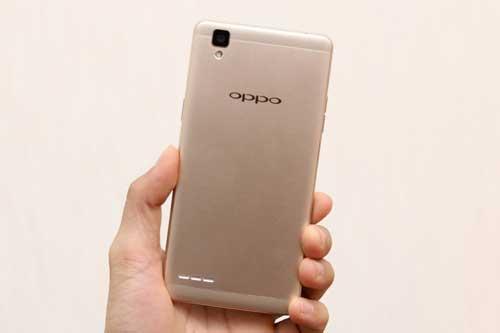 الإعلان عن جهاز Oppo F1 في فيتنام وتوفره قريبا