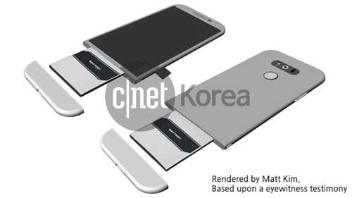 جهازي LG G5 - حقيقة المنفذ السحري!