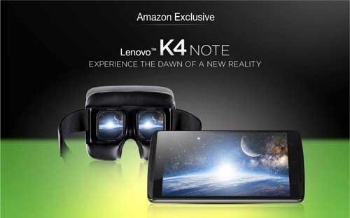 بداية ناجحة لجهاز Lenovo K4 Note - حجز أكثر من 200 ألف وحدة