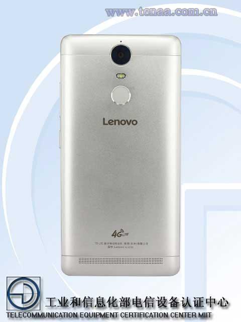 تسريب مواصفات جهاز لينوفو K52t38 على موقع TENAA