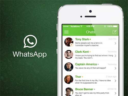 تطبيق واتس آب سيصبح مجانا بشكل كامل وبدون اشتراك سنوي