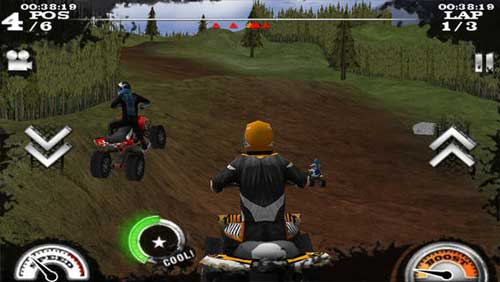 لعبة Dirt Moto Racing سباق الدراجات النارية