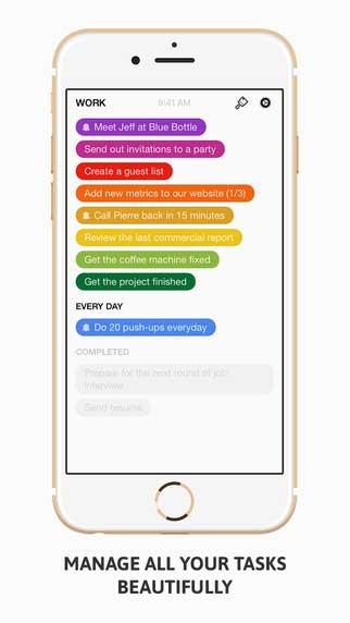 تطبيق Taskler لإدارة المهام والواجبات والتذكير بها
