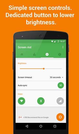 تطبيق Green Battery Saver & Manager لتحسين البطارية