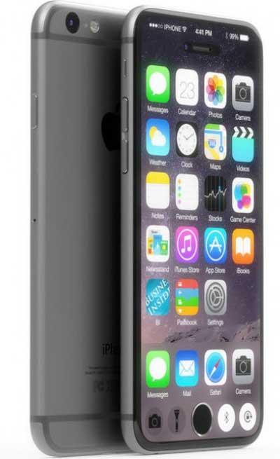 الأيفون 7 بدون زر الهوم أو الشاشة الرئيسية