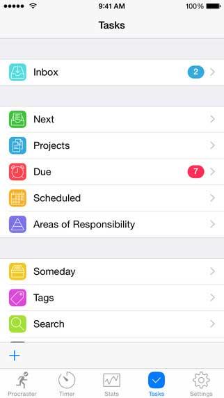تطبيق Procraster سكرتير أعمال ومذكر ضروري