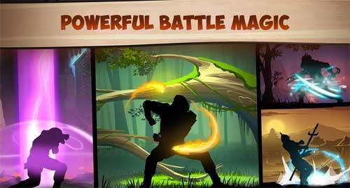 لعبة Shadow Fight 2 القتالية المميزة لمحبي النينجا