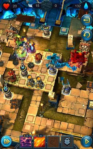 لعبة Defenders 2 لمحبي الألعاب الاستراتيجية