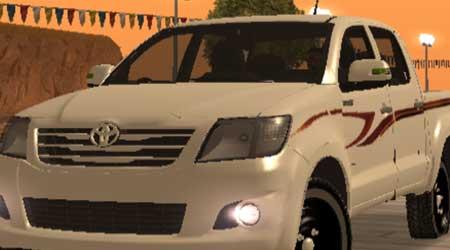 لعبة: Don't Stop - لايوقف، العربية لتحدي قيادة السيارات
