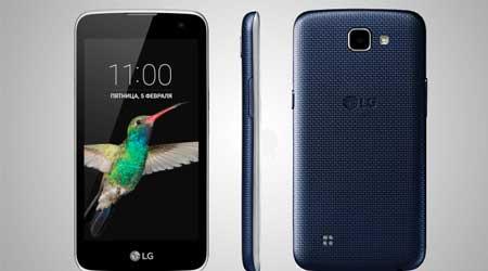 تسريب جديد لمواصفات جهاز LG K4 القادم قريبا