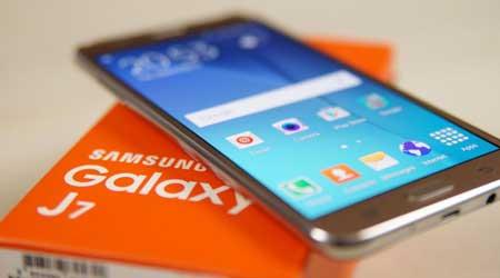 ظهور مواصفات جهاز سامسونج Galaxy J7 2016 من جديد