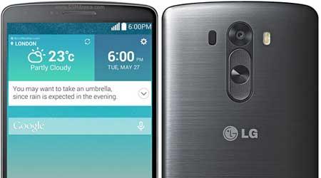 شركة LG تعلن عن غلق الثغرة الخطيرة في جهاز LG G3