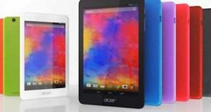 شركة Acer تعلن عن اللوحي Acer Iconia One 8، تعرفوا عليه
