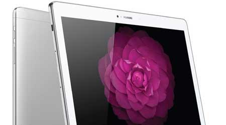 صورة هواوي تعلن عن جهاز 10 MediaPad M2 – حساس بصمة وقلم ذكي